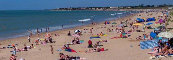 Vacances les pieds dans l'eau en Vendée