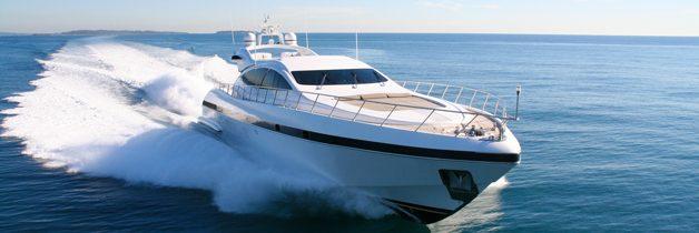 Des vacances sur un yacht de luxe