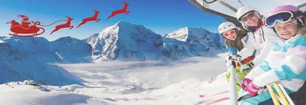 Fêtez Noël à la montagne et passez un moment enchanté sous les flocons