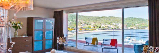 Top 5 des hôtels «bien-être et spa» en Corse!
