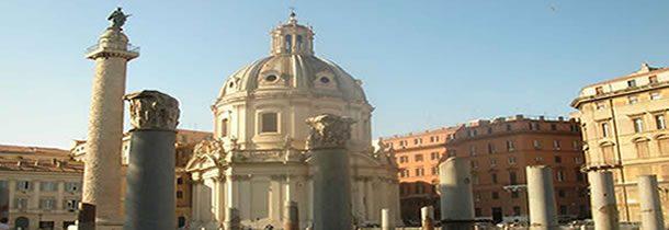 A la visite de Rome et des alentours