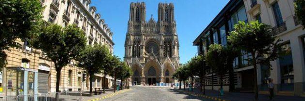 Visiter Reims et sa célèbre maison de Champagne Krug