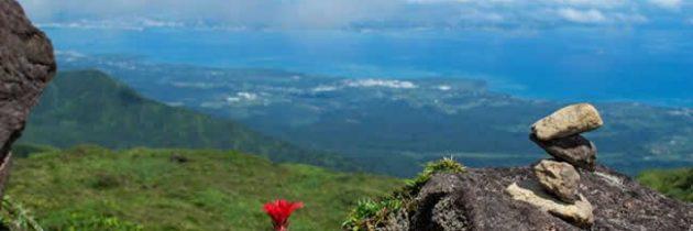Réaliser l'ascension de la Soufrière en Guadeloupe