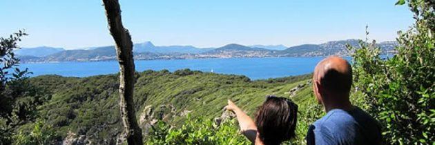 Profiter de la nature de la côte d'azur et du parc national de Port Cros