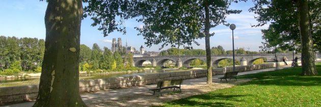 Camping au du Val de Loire: le paradis au bord d'un étang