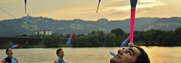 Le Cirque et la jonglerie à Aix-Marseille