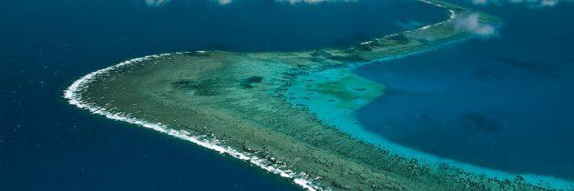 Survoler la Grande Barrière de Corail en hydravion