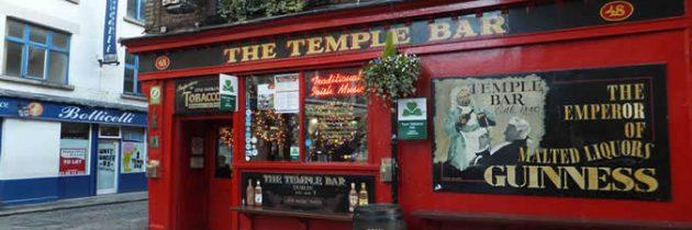 Les 10 indispensables de Dublin par Anaïs et Alberto du blog aglobefortwo.com