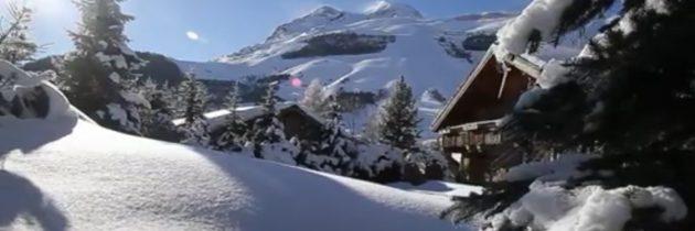 Découvrez les alpes en hiver, et maintenez votre forme