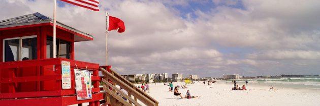 Top3 des plus meilleures plages des USA