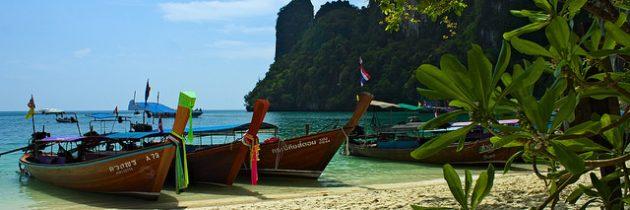 Quelle période choisir si l'on projette de partir en Thaïlande?