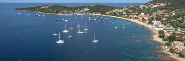 Découvrir la Corse du Sud depuis le village de Porto Pollo
