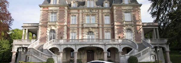 Château Bouffémont: un titre de noblesse pour vos événements