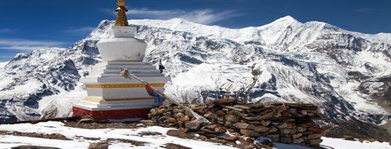 Randonnée au Népal dans les Annapurnas