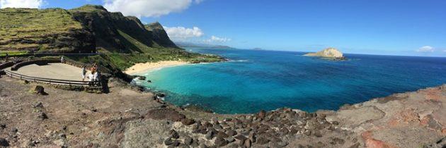 Passer ses vacances sur l'ile hawaiienne d'Oahu : les activités