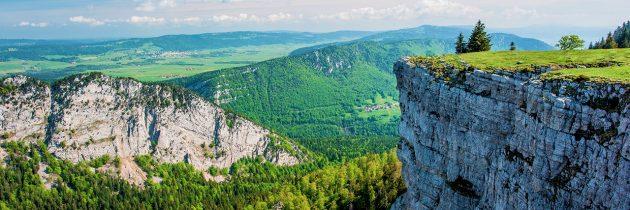 A la découverte du paysage dans le Jura