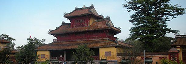 La ville impériale de Hué