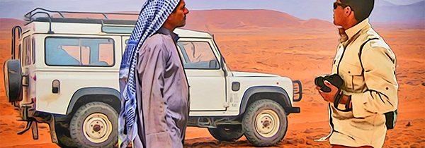 Voyage en 4×4 dans le désert : bien se préparer