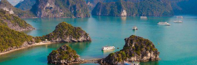 Province de Quang Ninh Vietnam