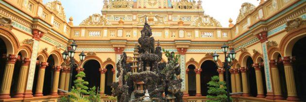 Découverte de la pagode de Vĩnh Tràng: magnifique jardin bouddhiste du Vietnam
