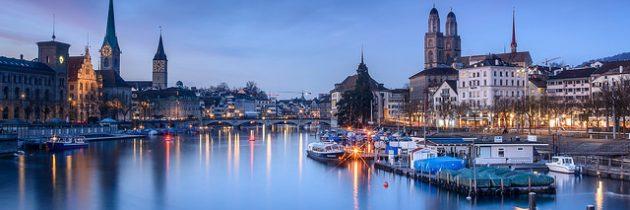 Séjour en Suisse, découvrir Zurich