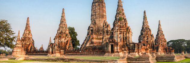 Visiter les remarquables temples d'Ayutthaya lors d'un séjour en Thaïlande