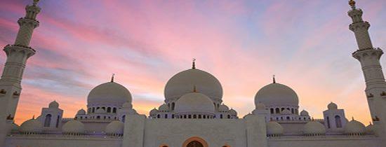 La mosquée Sheikh Zayed : un incontournable des Emirats Arabes Unis