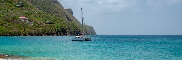 Partir en croisière en catamaran dans les Grenadines