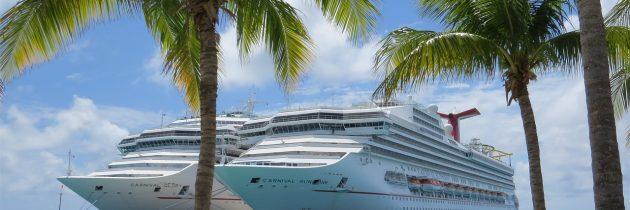 Une croisière dans les Bermudes ou aux Bahamas ?