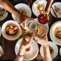 repas convivial barcelone