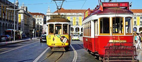 Attractions de Lisbonne : les plus beaux endroits de la ville