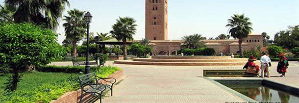 Les 7 plus beaux endroits de Marrakech