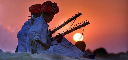 Partir en Inde pour découvrir la musique folklorique indienne