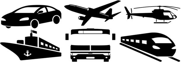 Quels moyens de transport privilégier pour les vacances?
