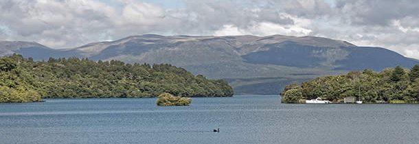 Les plus beaux lacs de la Nouvelle-Zélande