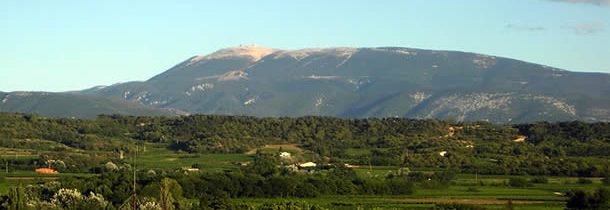 Les activités autour du Mont Ventoux pendant les vacances d'été
