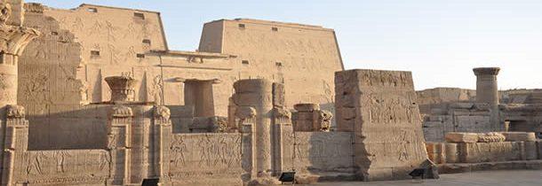 À la découverte de la culture égyptienne : 3 édifices à visiter