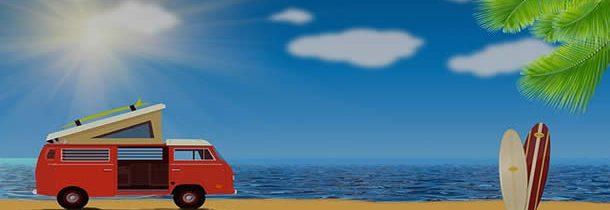 Comment louer un van pour un week-end?