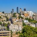 ville d'amman jordanie