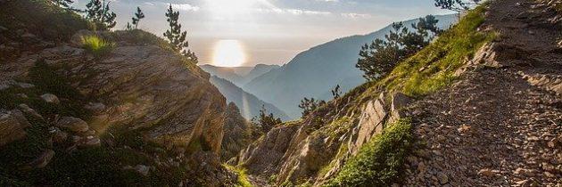 Voyagez en Grèce, en vous évadant sur le Mont Olympe